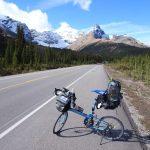 カナダ・カナディアンロッキーをBikeFridayとハイキングで満喫する旅6日目その3