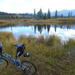 カナダ・カナディアンロッキーをBikeFridayとハイキングで満喫する旅8日目