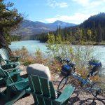 カナダ・カナディアンロッキーをBikeFridayとハイキングで満喫する旅8日目その4
