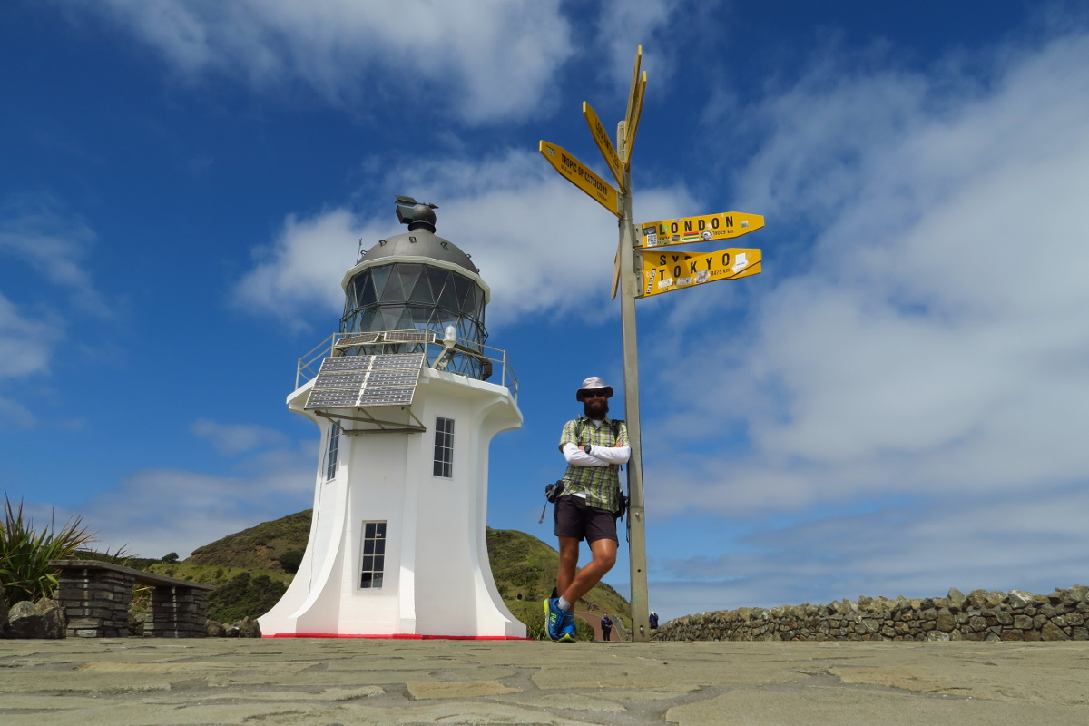 Te Araroa Trail, New Zealand – 2015/16