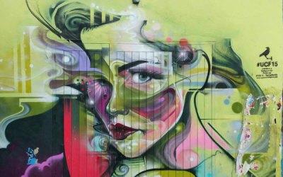 Fantastic London street art