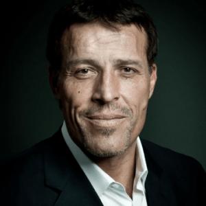 Inizia una consulenza aziendale Tony Robbins Cita su ryrob