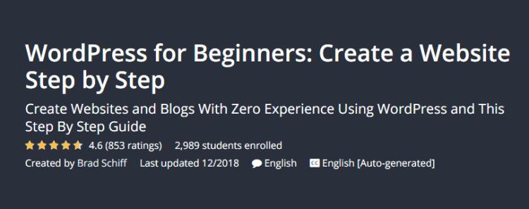 I migliori corsi di blogging per principianti Blogger WordPress per principianti