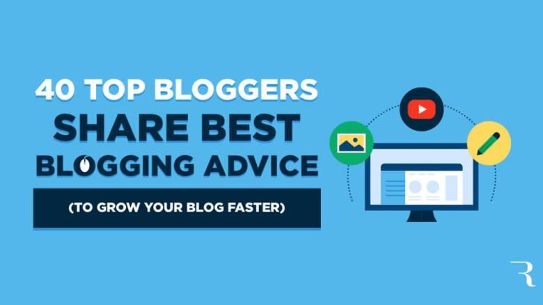 Consigli sui blog di 40 migliori blogger di tutto il mondo