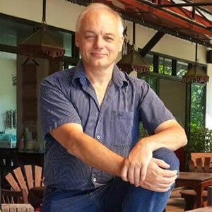Il primo blogger di Rob Palmer al mondo condivide i suoi migliori consigli e suggerimenti