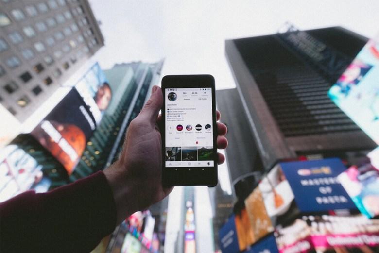 Instagram su iPhone per ottenere follower e indirizzare il traffico verso il tuo blog