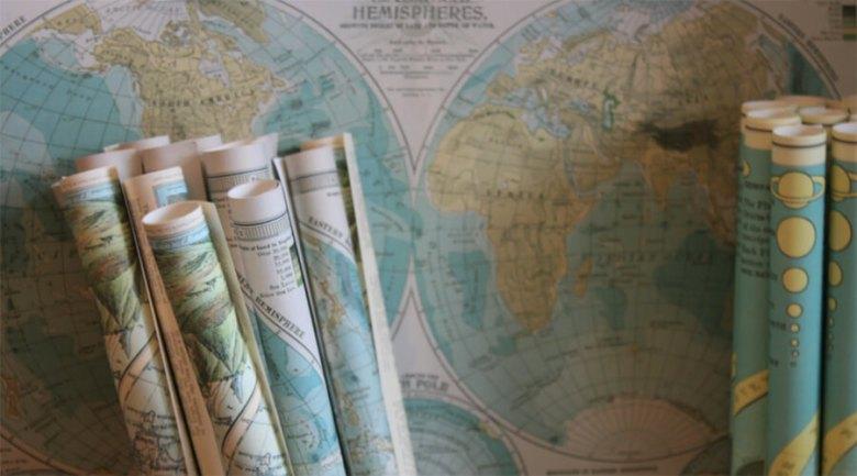 Mappe e pianificazione del tuo primo blog di viaggio