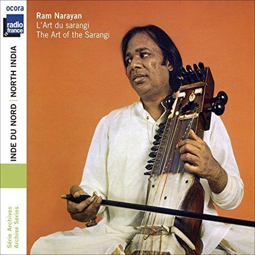 Inde du Nord: Ram NARAYAN – L'Art du sarangi