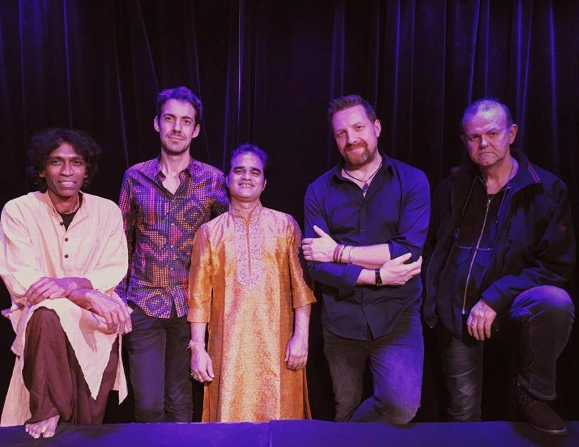 Ronan PELLEN & GANGA PROCESSION – De la mer d'Iroise aux rives de Varanasi
