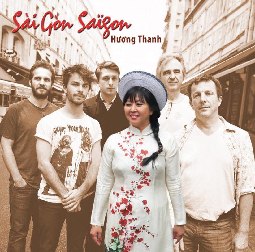HUONG THANH - Sài gòn Saïgon