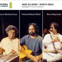 Inde du Nord: SANGEET TRIO en concert
