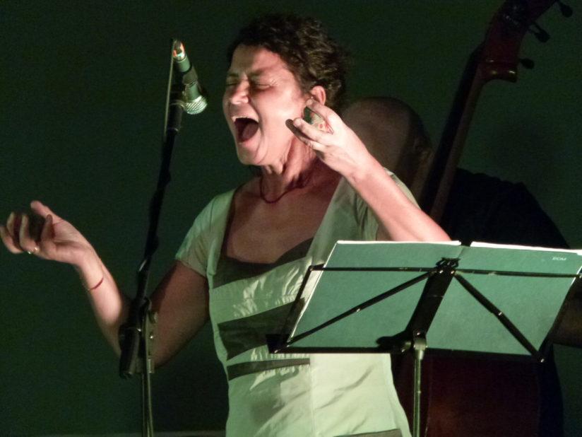 Iva BITTOVÁ et CIKORI à Prague, République Tchèque, 29 août 2018
