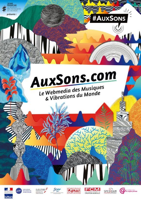 #AuxSons : un webmédia pour faire écouter les vibrations du monde