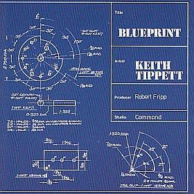 Keith TIPPETT – Blueprint