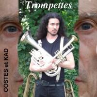 COSTES et KAD - Trompettes