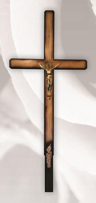Хрест косичка свічка