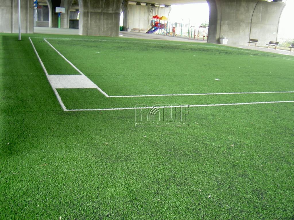 台中市神岡區運動公園人工草槌球場