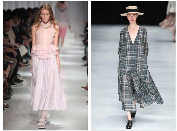 2016年トレンドファッションフェミニン
