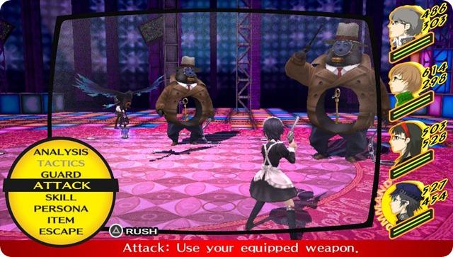 Persona 4 Gold - 2