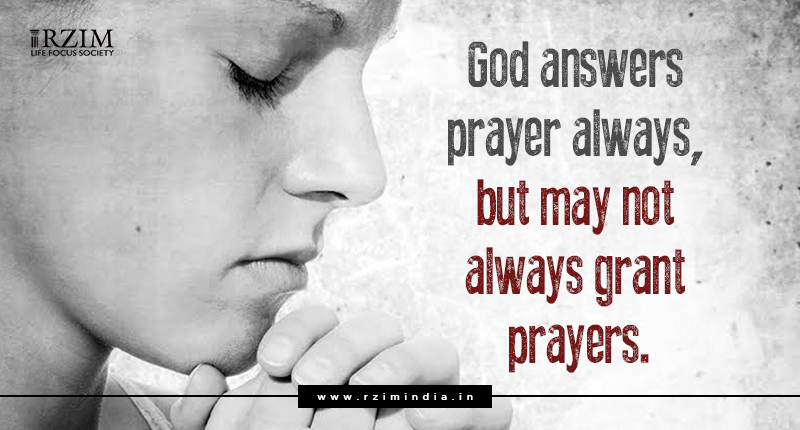 Can Prayer Alter God's Plan?