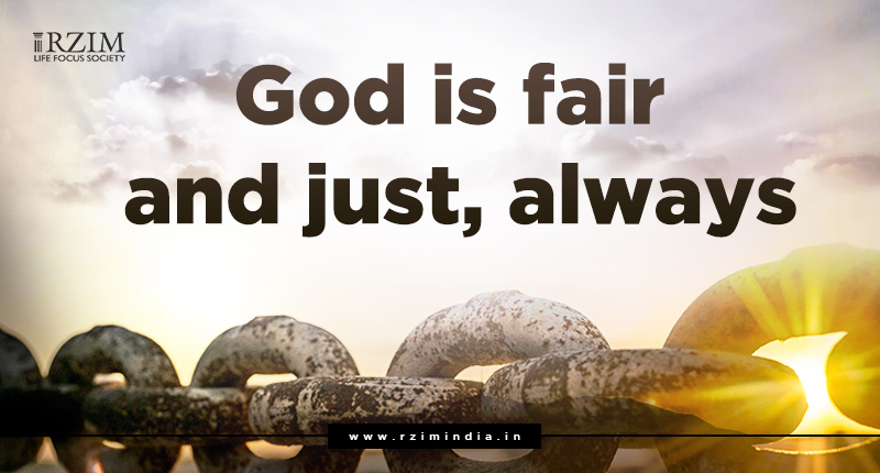 God is Just, When Life Seems Unfair