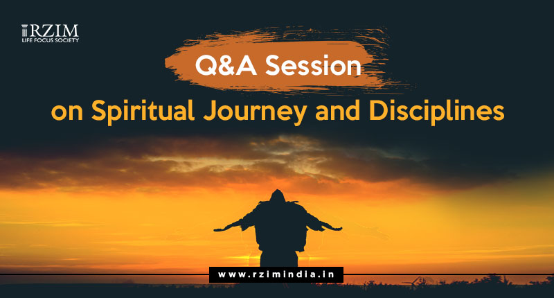 Q&A Session on Spiritual Journey and Disciplines