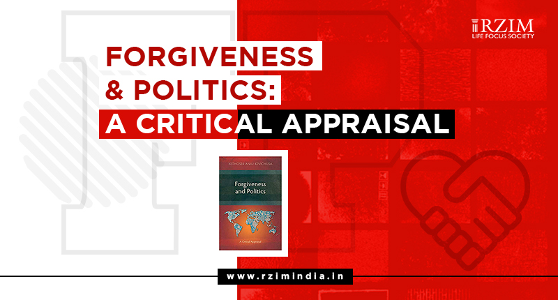 [Book Abstract] Forgiveness and Politics: A Critical Appraisal