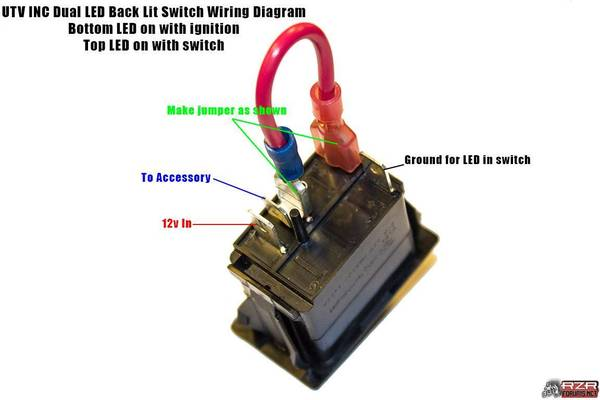 pole rocker switch wiring diagram image wiring lighted 4 pin rocker switch wiring diagram jodebal com on 4 pole rocker switch wiring diagram