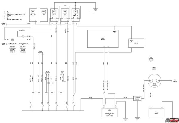 polaris ranger wiring diagram wiring diagram wiring diagram polaris ranger image about