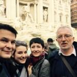 Prawdziwy Rzym - spotkanie ze starym druhem.