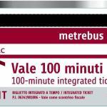 Rzym - komunikacja miejska - bilet BIT