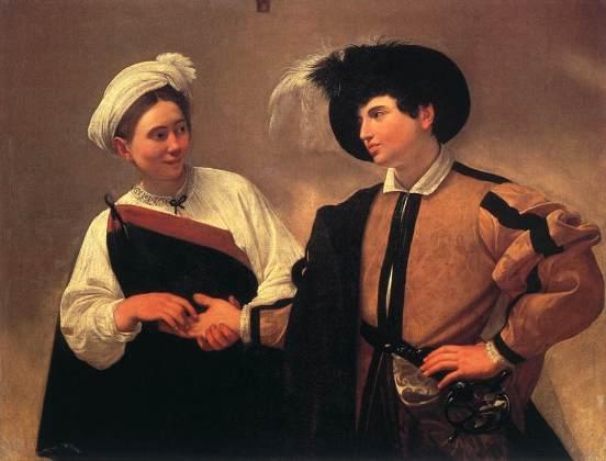 Obrazy Caravaggia w Rzymie 8