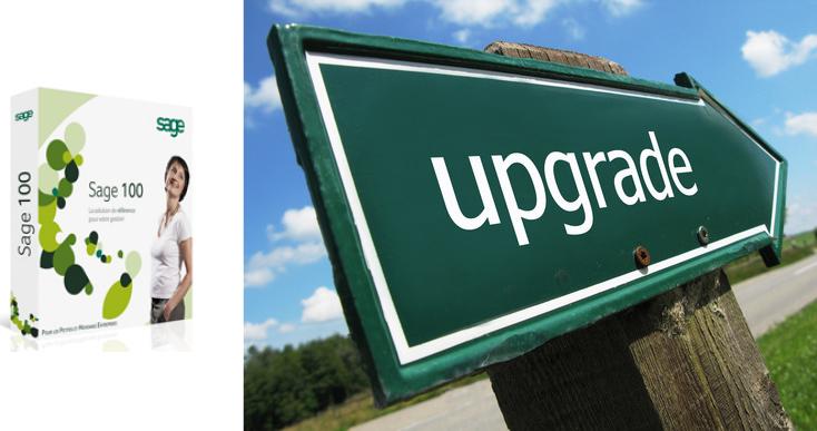 sage 100 upgrade