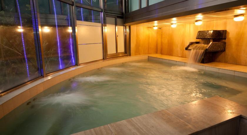神木谷假期大飯店溫泉湯池