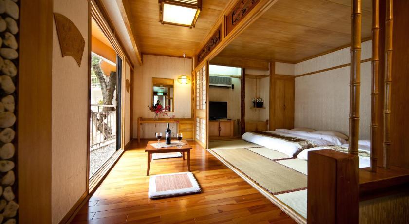 神木谷假期大飯店房間