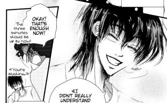 Interracial online shojo manga