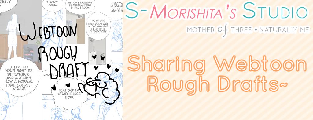 How to Draw a Webtoon: Rough Draft Files