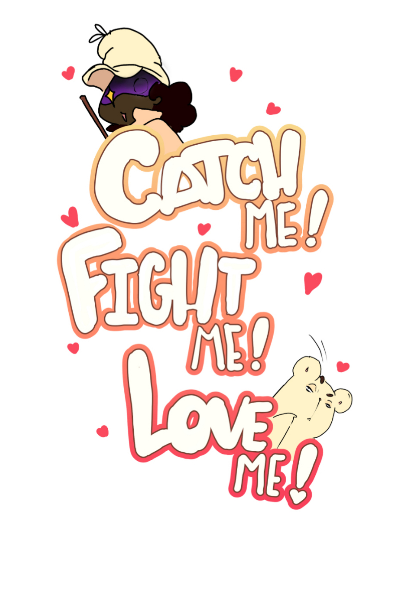 Catch Me! Fight Me! Love Me! Episode 8