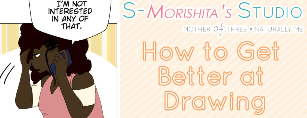 How to Get Better at Drawing