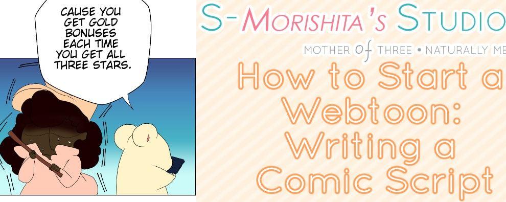 Ultimate ways I Start a Webtoon: Writing a Comic Script