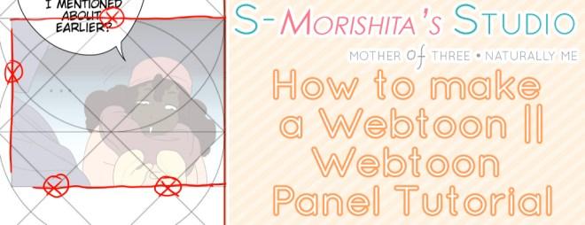 webtoon panel