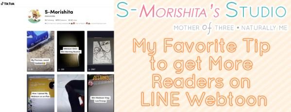 My Favorite Tip to get More Readers on LINE Webtoon