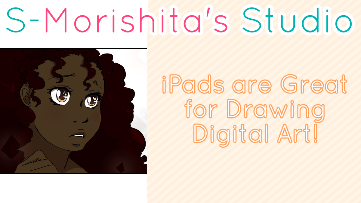 iPads for Drawing Digital Comic Art!