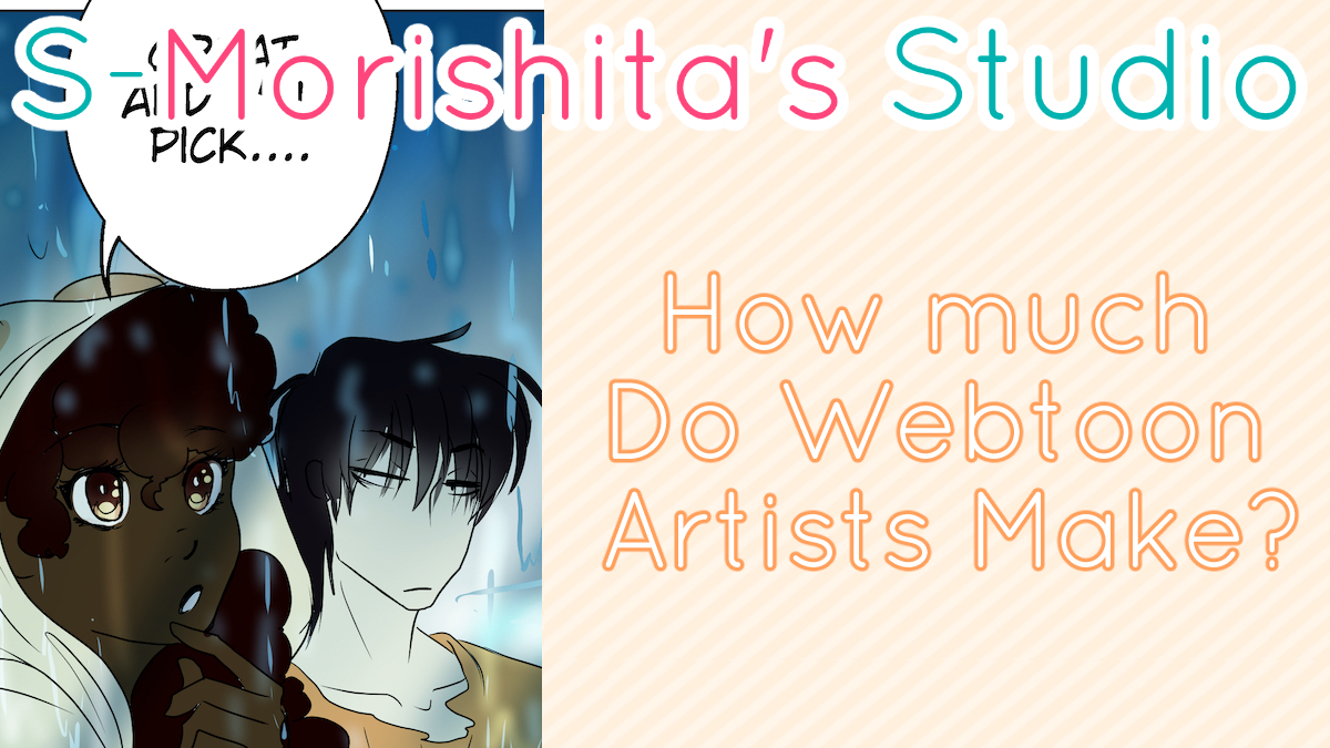 How much Do Webtoon Artists Make?