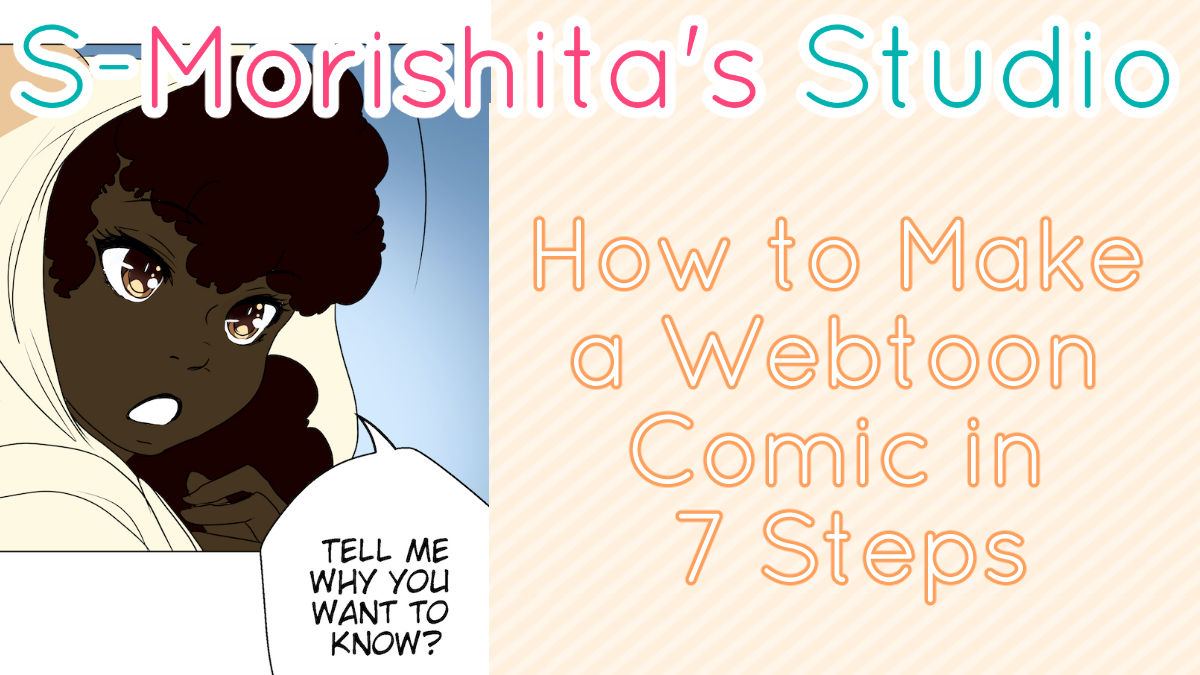How to Make a Webtoon Comic in 7 Steps