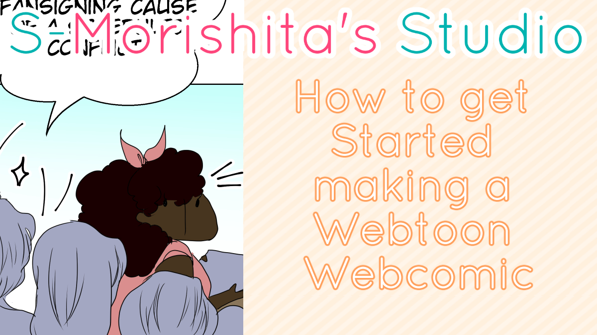 How to Get Started Making a Webtoon Webcomic