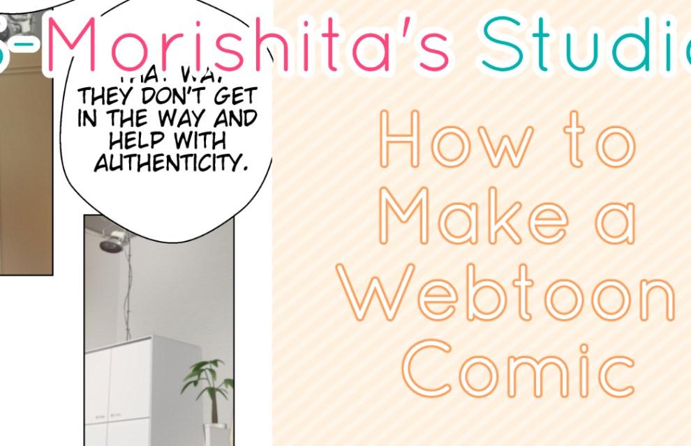 How to make a Webtoon Comic