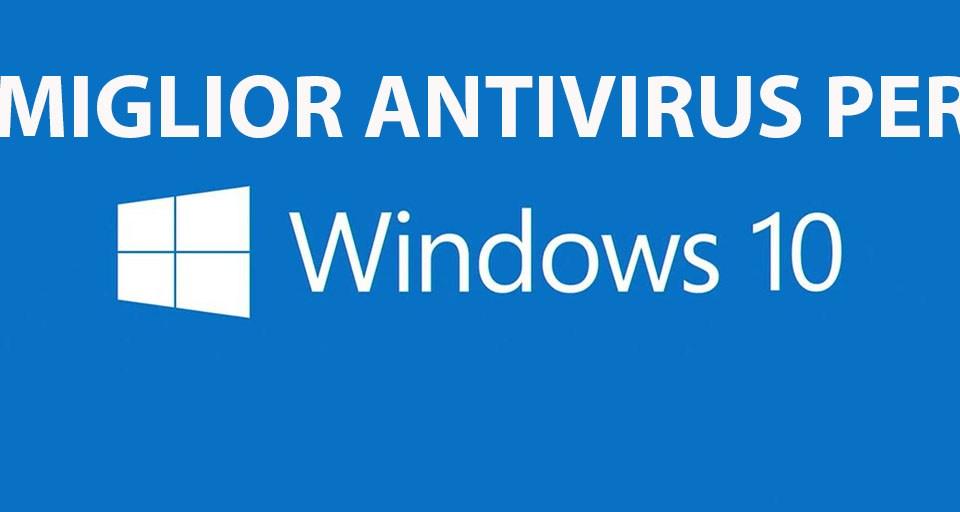 miglio antivirus per windows 10