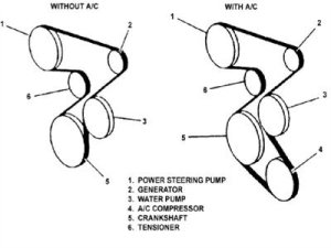 Need 1998 s10 22L Serpentine Belt Diagram  S10 Forum