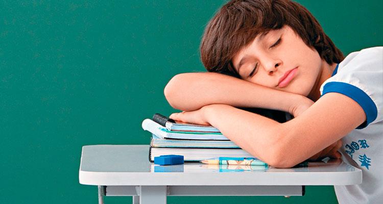 """""""O objetivo é garantir um mínimo de quantidade equalidade de sono"""" – Foto: Reprodução"""
